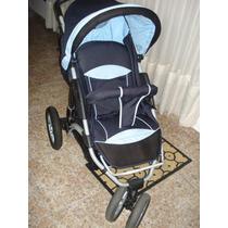 Carrinho De Bebê Importado 3 Rodas Novíssimo, Vindo Dos Usa.