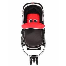 Carrinho Absoluto - Dardara Com Bebê Conforto 3 Rodas