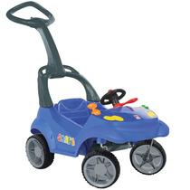 Carrinho De Passeio Bandeirante Smart Baby Pop Azul
