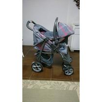 Carrinho De Bebê + Bebê Conforto - Linea Burigotto