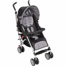Carrinho De Bebê Passeio Umbrella Cosco Ride Preto