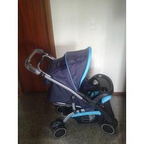 Carrinho De Bebê + Bebê Conforto + Cadeirinha ( Max Baby