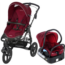 Travel System High Trek Robin Red Bébé Confort