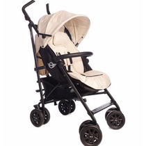 Carrinho De Bebê Mini Buggy (mini Cooper) White - Easywalker
