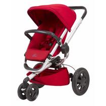 Carrinho De Bebê Quinny Buzz Xtra 2.0 Stroller 2015 Vermelho
