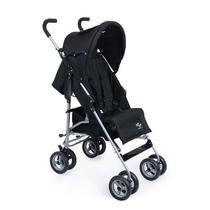 Carrinho Para Bebê Passeio Bye Bye Preto 5022pr04 Burigotto