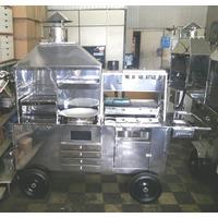 Carrinho De Lanche, Hot-dog, Pastel, Batata, Churrasco 8x1