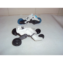 Lote De 2 Motos De Brinquedos Mc Donald