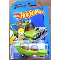 Hot Wheels The Simpsons The Homer - 89/250 - 2014