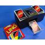Embaralhador Eletronico Cartas Com 02 Jogo Uno