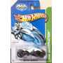 Hot Wheels Max Steel Motorcycle 2013 - 59/250 - Moto