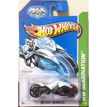 Hot Wheels Max Steel Motorcycle 2013 - 59/250 - Moto