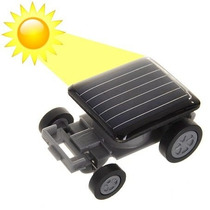 Mini Carro Solar-movido A Energia Solar *