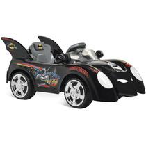Carro Batman R/c El.6vts Fl