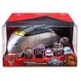 Disney Pixar Cars 2 - Trem Com 3 Carros Finn Holey E Mater