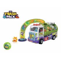 Trash Pack Caminhão De Esgoto + 2 Trashies - Lançamento