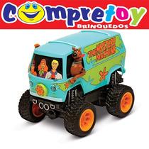 Veículo Máquina De Mistério Off Road ¿scooby Doo - Dtc