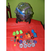 Beyblade +globo De Ataque Conj. Hasbro