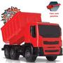 Caminhão Brutale Basculante Com Pá - Roma Brinquedos