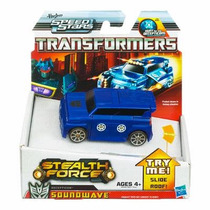 Carro Transformers Stealth Force - Hasbro 96217