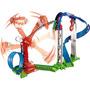 Hot Wheels Rev Ups Pista Desafio Vertical Mattel V2172