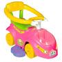 Carro Passeio Para Bebê Calesia Flower Car - C/ Alça 0929