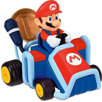 Brinquedo Carrinho Super Mario Kart Nintendo Dtc 3 Modelos