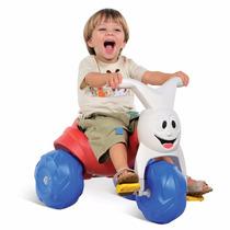 Triciclo Tico Tico Bandeirante Motoquinha Infantil