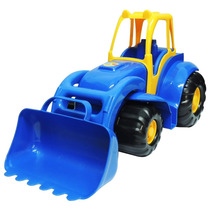 Brinquedo Big Trator Pá Carregadeira 64a - Ggbplast