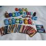 Coleção Disney Pixar Cars/relâmpago Mcqueen 30 Carros+cartas