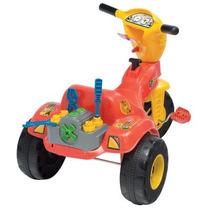 Triciclo Veículo Infantil Tico Tico Mecânico Magic Toys