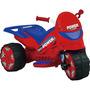 Moto Elétrica Infantil Menino Brink+ Turbo Power