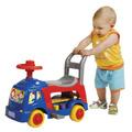 Andador 4 Em 1 Azul - Magic Toys - 12x S/ Juros