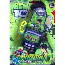 Celular Ben 10 Omnitron ,pronta Entrega,