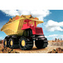 Caminhão Caçamba Brinquedo Grande 60 Cm
