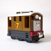 Trem Thomas E Seus Amigos Toby (frete Grátis)
