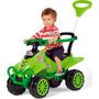 Quadriciclo Com Pedal Verde - Calesita