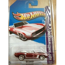 Hot Wheels 69 Camaro T-hunt Superized - 197/250 - 2013