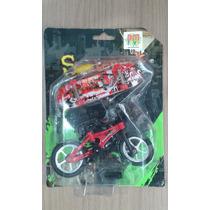 Kit Skate De Dedo + Bicicleta + Chave De Reparo