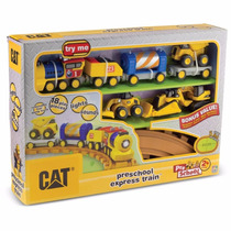 Caterpillar Preschool - Express Train