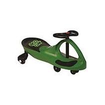 Carrinho Giragira Brinquedo Ecocar Plasmacar Verde Triciclo