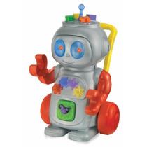 Andador Robo Vermelho Magic Toys