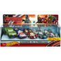 Hot Wheels Vingadores 2 Pacote 5 Carros - Mattel