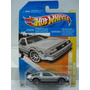 Hot Wheels Delorean Back To The Future Time Machine
