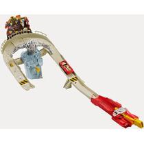 Hot Wheels Vingadores 2 Pista Ataque Ultron - Mattel