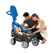 Smart Baby Mini Veículo Comfort Azul - Passeio E Andadador