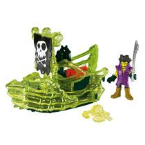 Imaginext Navio Fantasma Pirata Cfc08