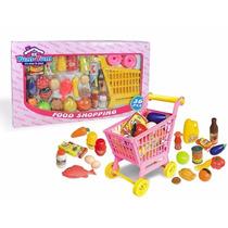 Carrinho De Compras Brinquedo Infantil, Carrinho De Mercado