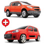 Pick-up S10 Rally + Uno Attractive - Roma Brinquedos