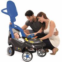 Carrinho Infantil Smart Baby Comfort Azul Menino Bandeirante